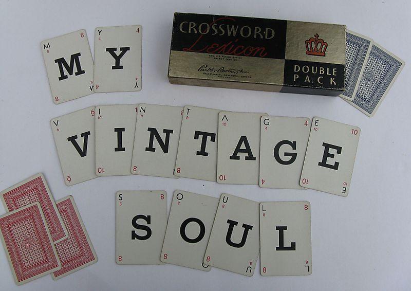 Crosswdcards