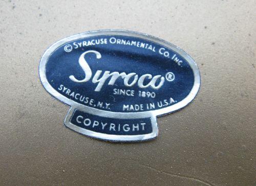 Syroco 003