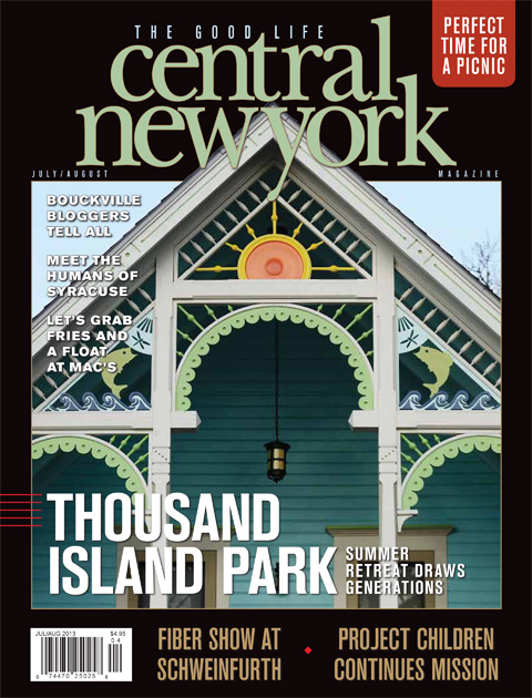 Thousand islands cover